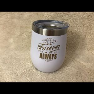 Insulated tumbler with lid & gift box #11